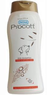 intas Procott Whitening and Color Enhancing Fresh & Natural Dog Shampoo