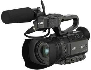 JVC GY 4K Compact Professional Video Camera Camcorder