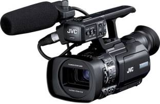 JVC GY GY-HM150U Compact Handheld 3-CCD Camcorder Camcorder