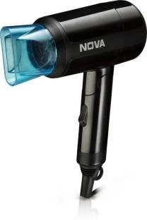 Nova Silky Shine Hot And Cold Foldable NHP 8105 Hair Dryer