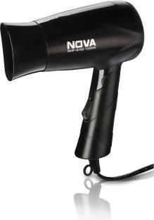 Nova Silky Shine Hot And Cold Foldable NHP 8100 Hair Dryer