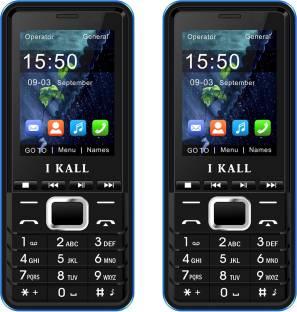 I Kall K33 Combo of Two Mobiles