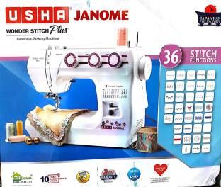 USHA Wonder Stitch Plus Electric Sewing Machine