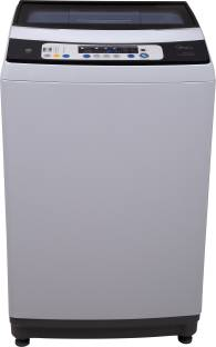 Midea 10.5 kg One Touch AI Wash Fully Automatic Top Load Grey