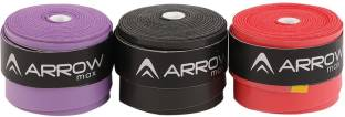 ArrowMax PROFESSIONAL DOTTED RACKET GRIP / PACK OF 3 Super Tacky