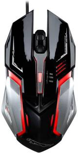 TechGuy4u Metal Gaming Mouse Wired Optical  Gaming Mouse