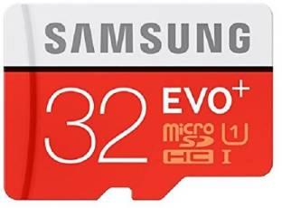 SAMSUNG Ultra 32 GB MicroSD Card UHS Class 1 80 MB/s  Memory Card