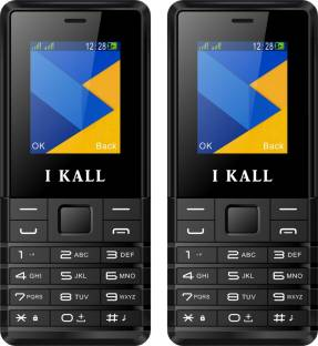 I Kall K22 Combo of Two Mobiles