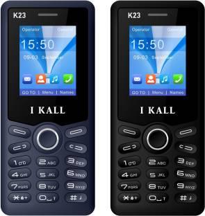 I Kall K23 Combo of Two Mobiles