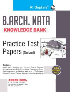 B. Arch. NATA Knowledge Bank Practice Test Papers