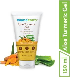 MamaEarth Aloe Vera Gel From 100% Pure Aloe Vera Plant For Face, Skin & Hair
