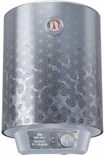 BAJAJ 25 L Storage Water Geyser (NEW SHAKTI PC DELUXE 25 LTR, White)