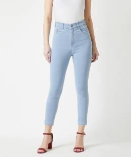 Miss ChaseSkinny Women Blue Jeans