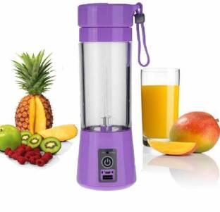 QUALIMATE na Portable Usb juice machine, mini usb juicer bottle multi-colors 220 Juicer Mixer Grinder ...