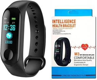 shubhcollection M3 Fitness_bluetooth smart watch band