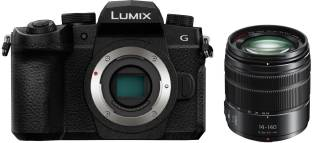 Panasonic G Series DC-G95HGW-K Mirrorless Camera G95 with 14-140mm lens