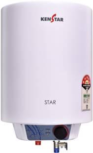 Kenstar 15 L Storage Water Geyser (AWHKEN/KGSSTA15WM8VGN-DSE, White)