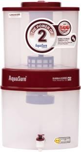 Eureka Forbes Aquasure from Aquaguard Cherish 21 L Gravity Based Water Purifier