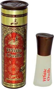 Almas White Oudh Special pocket Perfume  -  6 ml