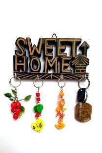 wood craft india KEY HOLDER Wood Key Holder