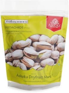 Ashoka Dry Fruits Roasted & Salted Pistachios(Platinum) - 250 Gm Pistachios