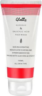 Globus Pimple Clear Glycolic & Salicylic Acid  Face Wash