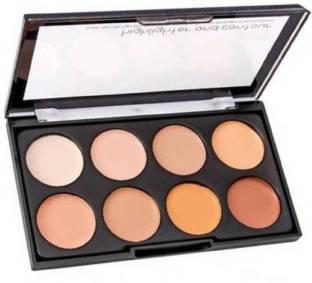 RP 3 in 1 Contour Highlight Concealer Palette Concealer 9727(Set of 1) Concealer