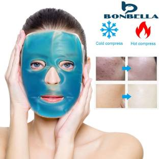 Bonbella Soft and Comfortable Cooling Gel Face Mask  Face Shaping Mask