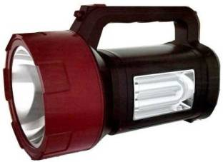 DCH 3 in 1 Jumbo Led Laser 50 Watts Rechargeable Torch+Tube Emergency Torch