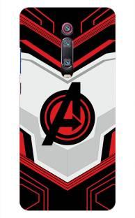 NDCOM Back Cover for Xiaomi Redmi K20 Pro Avengers End Game Logo Printed