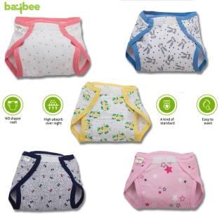 baybee Reusable Fabric Diapers