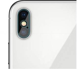 BHRCHR Back Camera Lens Glass Protector for Apple iPhone XS Max