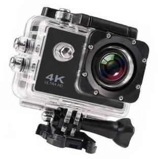 Maupin 4k Camera Camera Ultra HD Waterproof DV Camcorder 12MP 170 Degree Sports and Action Camera