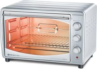 BAJAJ 45-Litre Majesty 4500TMCSS Oven Toaster Grill (OTG)