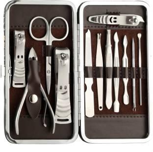FOOLZY 13 In 1 Manicure Pedicure Set Kit