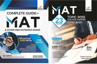 Study Material for MAT - Guide & 23 Years Solved Papers