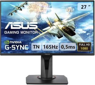 ASUS 27 inch Full HD LED Backlit TN Panel Gaming Monitor (VG278QR)