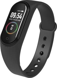 FANOSONS M4 Color Display Heart Rate & BP Monitor