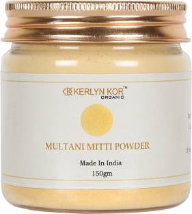 Kerlyn Kor Organic Multani Mitti Powder - 150gm