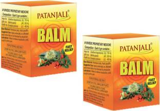PATANJALI BALM 25GM PACK OF 2 Balm