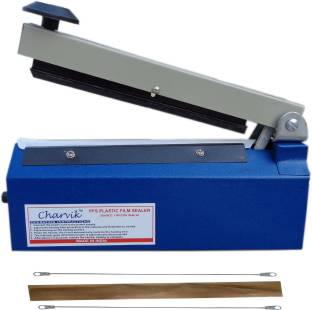 Charvik Seal Machine Hand Held Heat Sealer