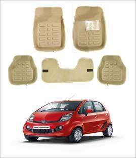 Trigcars PVC 3D Mat For  Tata Nano