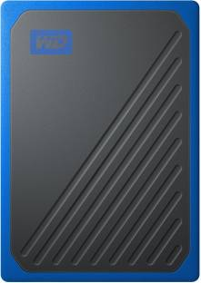 WD My Passport Go 500 GB External Solid State Drive
