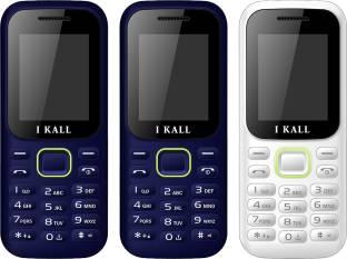 I Kall K31 New Combo of Three Mobiles