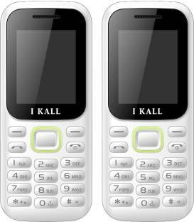 I Kall K31 New Combo of Two Mobiles