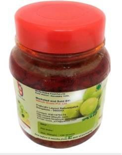 99Auth 150gm Original Natural Pure Homemade Amla Pickle. Amla Pickle