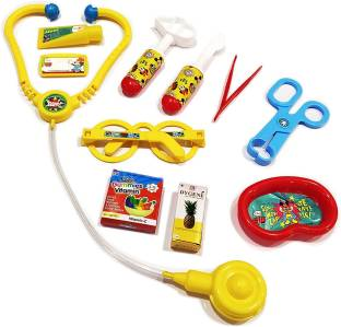 DISNEY Mickey & Friends Role Play Doctor Set for Kids
