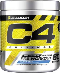 Cellucor C4 Original Pre Workout Blue Razz