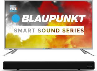 Blaupunkt 80 cm (32 inch) HD Ready LED Smart TV with External Soundbar