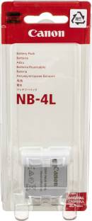 Canon NB 4L Battery
